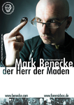 Mark-Benecke-Tourplakat